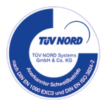 Tüv Nord iso 3834-2