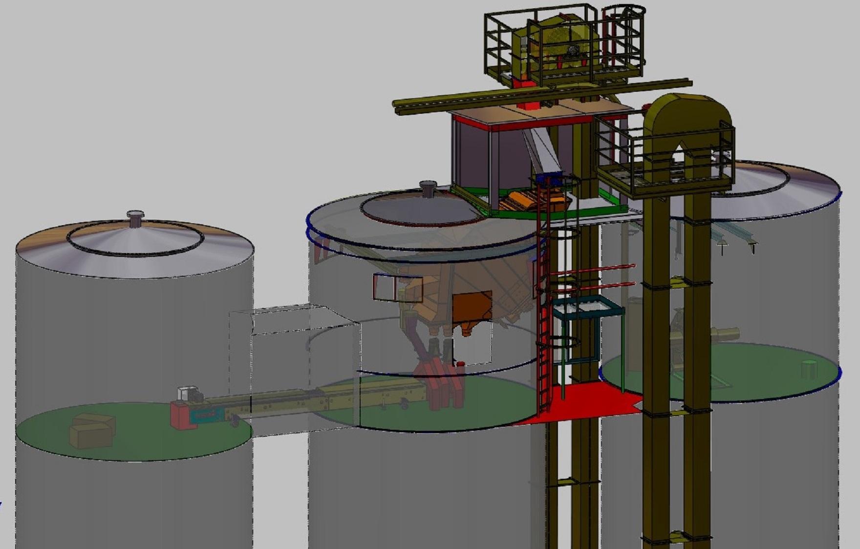 Stahl- und konstruktionsbau